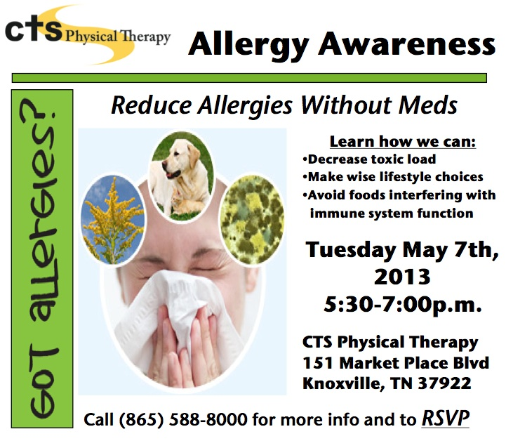 AllergyAwareness - May2013