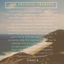 CTS Patient Testimonial (1)