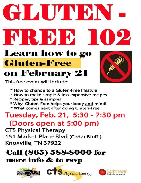 Gluten-Free 102 - Feb2012