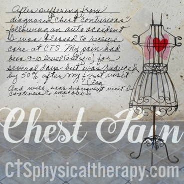 #chestpain #injury