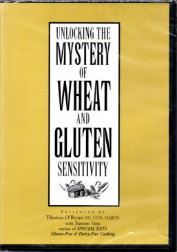 Unlocking the Mystery of Wheat and Gluten Sensitivity, DVD