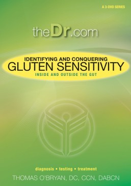 Identifying And Conquering Gluten Sensitivity, DVD